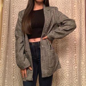 NWT Forever 21 Wool Blazer Size M